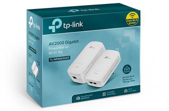TL-WPA9610, mantente siempre conectado y a la misma velocidad.