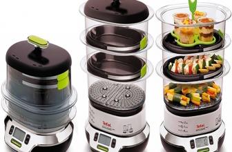 Tefal Vitacuisine Compact, cocina sana y nutritiva con esta vaporera.