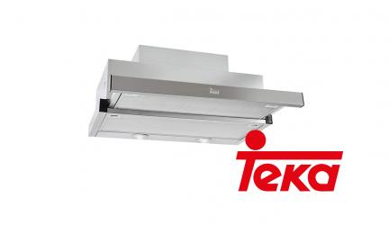 Teka CNL 6610, campana extractora a precio económico