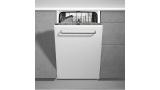Teka DW8 40 FI, lavavajillas integrable con capacidad de 9 cubiertos.