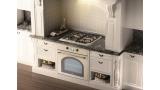 Teka HR 750, un horno de estilo vintage con cocción a vapor