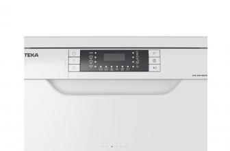 Teka LP9 440, buen lavavajillas disponible en dos colores diferentes