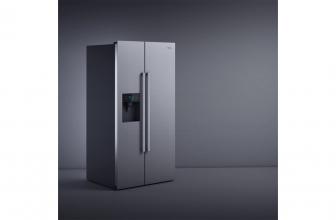 Teka RLF 74920, frigorífico americano A++ en acero inoxidable