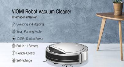 VIOMI VXRS01, ¿por qué gusta tanto este robot aspirador?