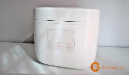 Xiaomi Rice Cooker, probamos esta arrocera inteligente