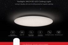 Xiaomi Yeelight JIAOYUE 650, lámpara inteligente que cambia de color.