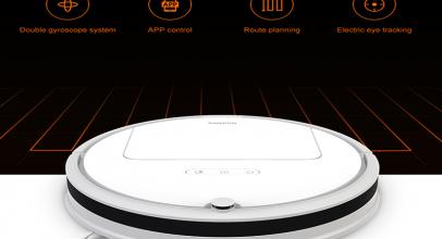 Xiaowa E20, ¿es buena idea invertir en este robot híbrido?