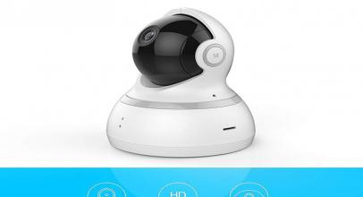 YI Dome, ¿cómo es la cámara que detecta el llanto de tu bebé?