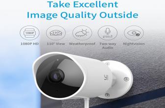 YI Outdoor 1080p, la nueva cámara de vigilancia de Xiaomi