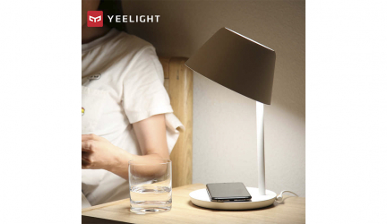 Yeelight YLCT03YL, lámpara de mesa inteligente con pantalla ajustable