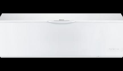 Zanussi ZFC51400WA, congelador horizontal de libre instalación.