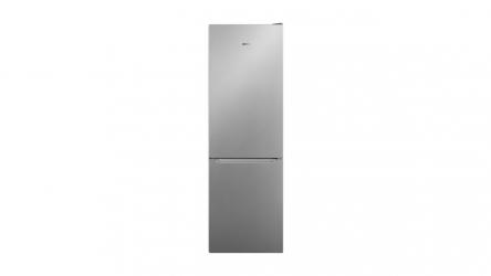Zanussi ZNME32GU0, elegante frigorífico combi y sistema TwinTech