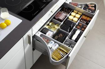 Cómo aumentar el espacio de almacenamiento de la cocina