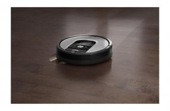 Roomba 965, buen robot aspirador compatible con Alexa