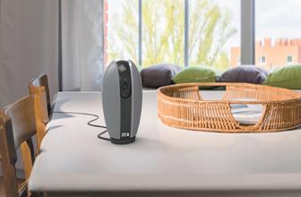 SPC Teia, ¿cómo funciona esta cámara que vigila tu hogar en 360º?