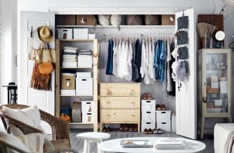 Técnicas para organizar mucho mejor tus armarios
