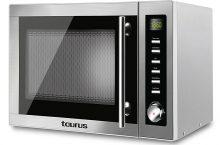 Taurus Laurent, ¿merece la pena este microondas con grill?