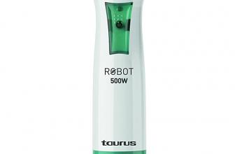 Taurus Robot 500 Inox, una batidora de mano sencilla para el día a día